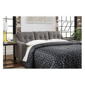 Brindon-Charcoal Sleeper Sofa