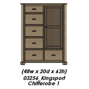 Kingsport Armoire