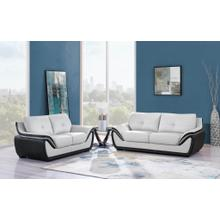 Loveseat	Natalie Light Grey/ Black