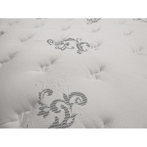 Amaya Euro Pillow Top - Queen Size Mattress Set