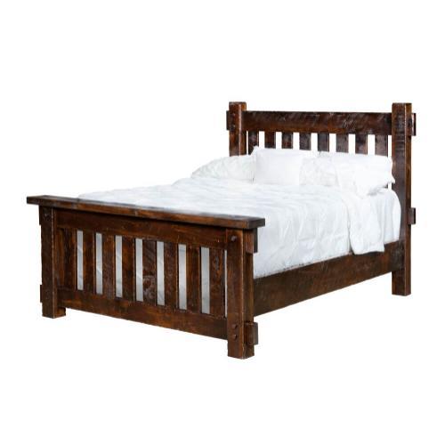 Houston Slat Bed