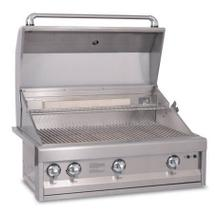 "36"" Built-in Grill with Rotisserie & Lighting"
