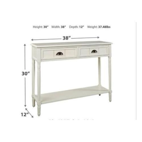 Signature Design By Ashley - Sofa/Console Table