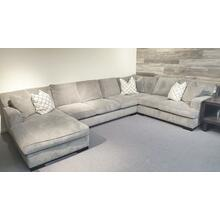 Wrigley Sectional