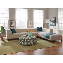 See Details - 6PC Sectional - Lux Collection
