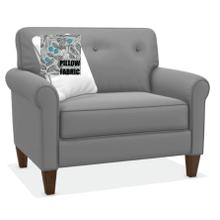 See Details - Laurel Chair & A Half IN Indigo   (655-411-c165986,44924)