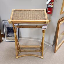 Display Rack Wicker (ACCMISC001)