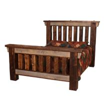 See Details - Big Timber Bed