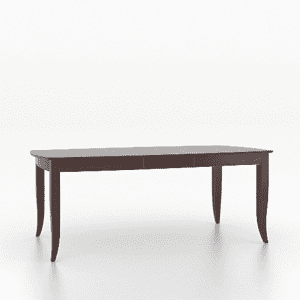 Classic Boat Shape Dining Table - Multiple Sizes Available