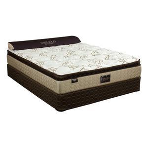 Gel Memory Foam Pillowtop
