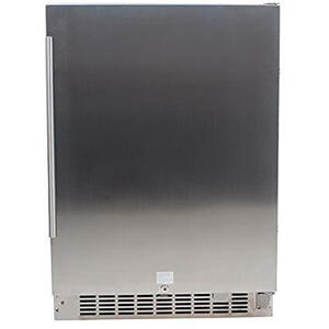 EdgeStar 142 Can Stainless Steel Outdoor Beverage Cooler