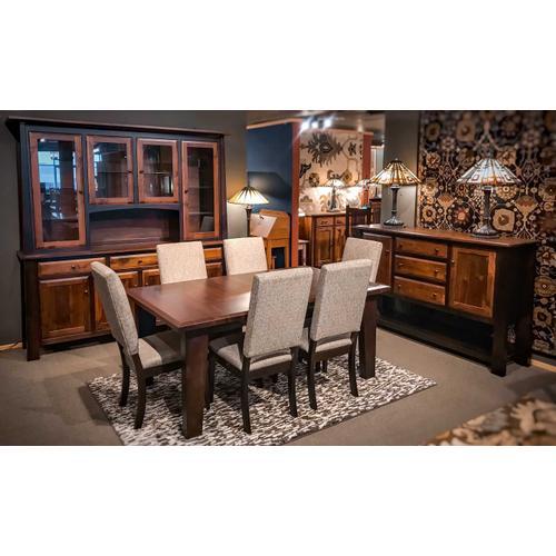 Giant Shaker Dining Room Set