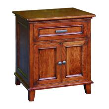 Brooklyn 2 Dooor Nightstand