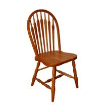 Arrow Bow Back Side Chair