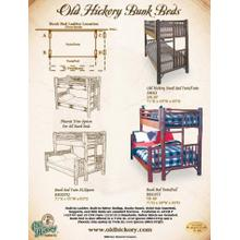 Old Hickory Bunk Beds