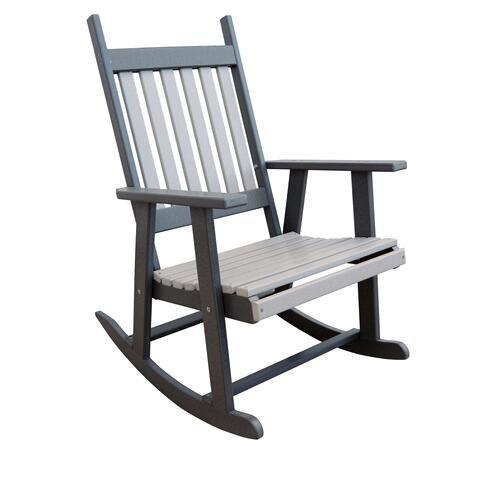 Outdoor Furniture - Mission Rocker
