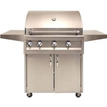"36"" Artisan Professional Grill with Cart"