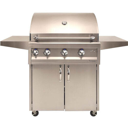 "Artisan - 36"" Artisan Professional Grill with Cart"