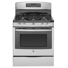 GE Profile Series  5.6 cu. ft. Gas Range w/ Convection - Stainless Steel