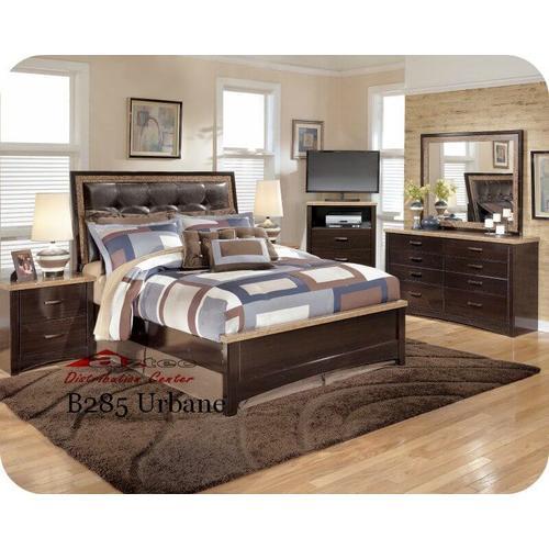Ashley Furniture - Ashley B285 Urbane Bedroom set Houston Texas USA Aztec Furniture