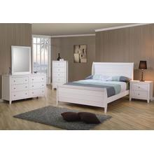 Selena 4Pc Full Bed Set