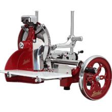 Berkel Volano P15 Flywheel Slicer, Red