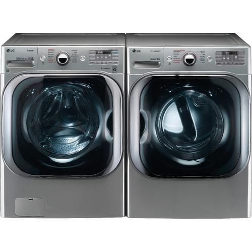 Packages - LG Mega Capacity Washer and Gas Dryer