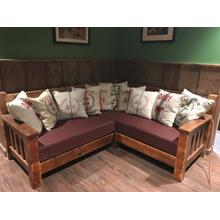 Barnwood Sectional