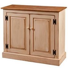 See Details - Low Bookcase with Doors