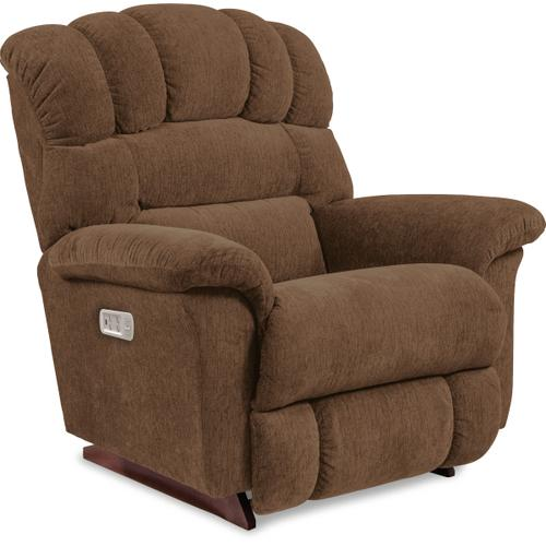 Randell Power Rocking Recliner w/ Head Rest and Lumbar