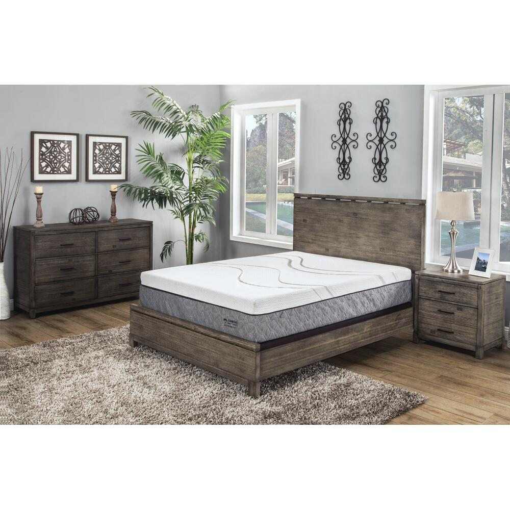 Reflection Medium Cool Foam Mattress Set