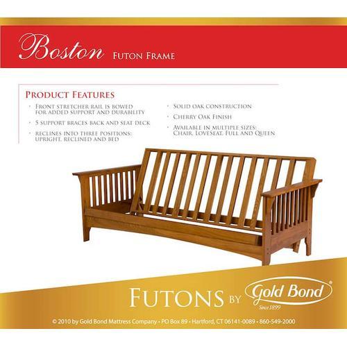 Gold Bond Mattress Company - Boston Futon Frame