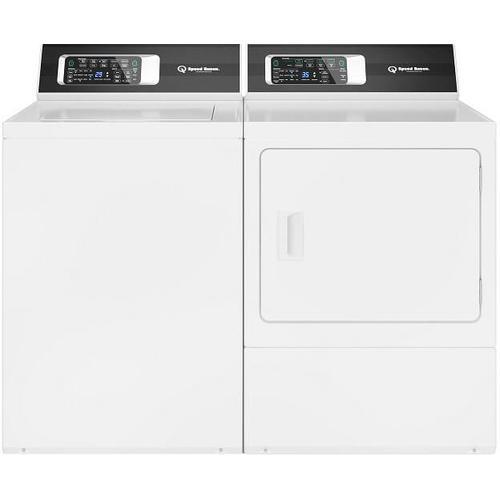 Speed Queen 7000 Washer & Electric Dryer