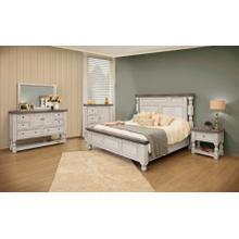 Stone 4 Pc. King Bedroom Set