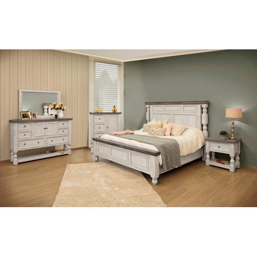 Stone 4 Pc. Queen Bedroom Set