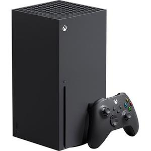 Microsoft - Microsoft - Xbox Series X 1TB Console - Black - Console & 1 controller only: Disc & Digital
