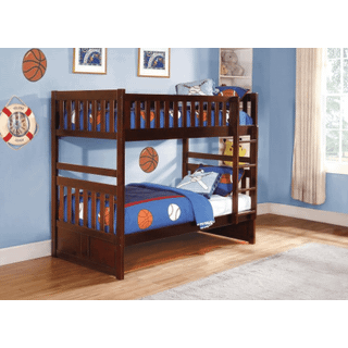 Rowe Bunk Bed Twin on Twin