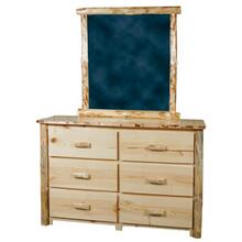 RRP523  6-Drawer Dresser