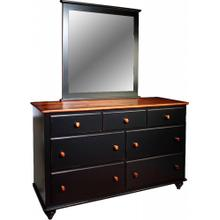 Wilkensburg Collection- Dresser w/ Mirror