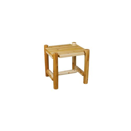 Product Image - W1409 White Cedar End Table