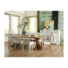 Trisha Yearwood Solid Wood Table & 6 Chairs