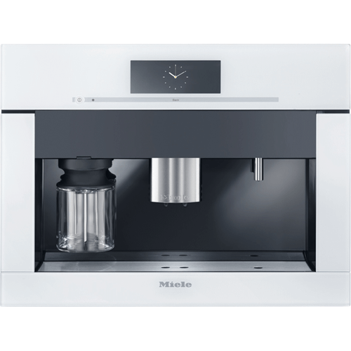 Miele - Built-in coffee machine with bean-to-cup system - the Miele all-rounder for the highest demands.