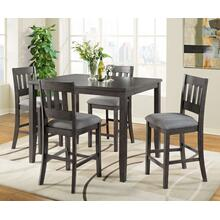 5PC Dining Set-Ithaca