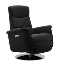 See Details - Mike Large Power Swivel Rocker Recliner with Power Headrest and Lumbar