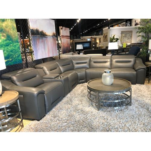 Southern Motion - Grand Finale reclining sectional