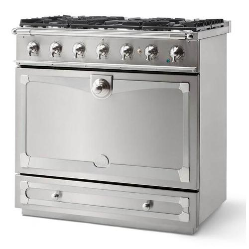 Cornufe 110 - Stainless with brass finish