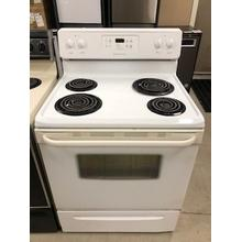 Used Frigidaire Coil Top Range