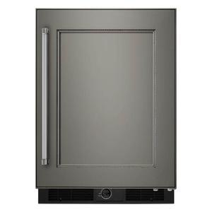 Kitchenaid 4.9CF Panel Ready Undercounter Refrigerator Product Image