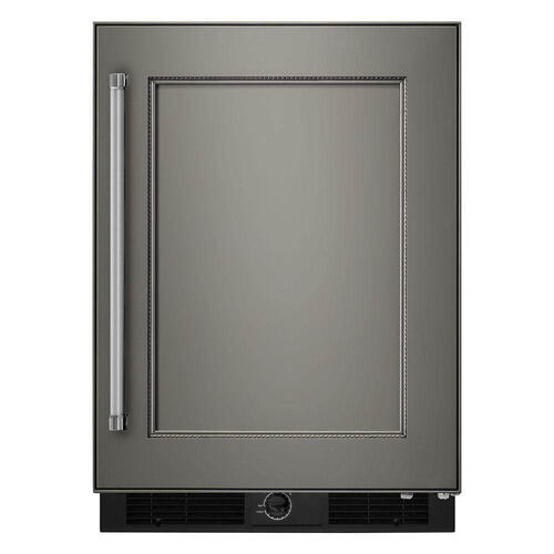 Kitchenaid 4.9CF Panel Ready Undercounter Refrigerator