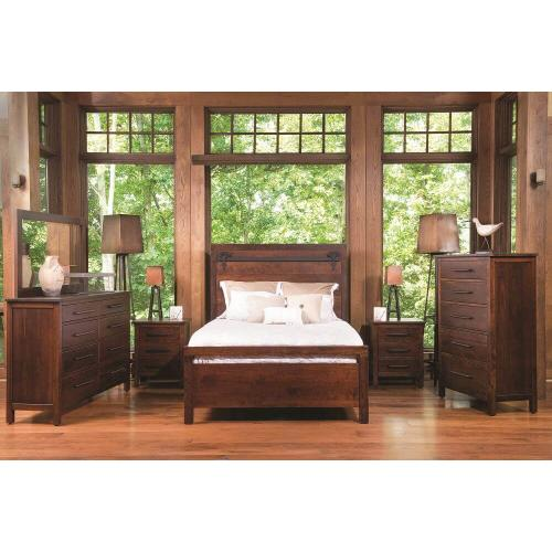 Amish Craftsman - Liberty Bedroom Collection